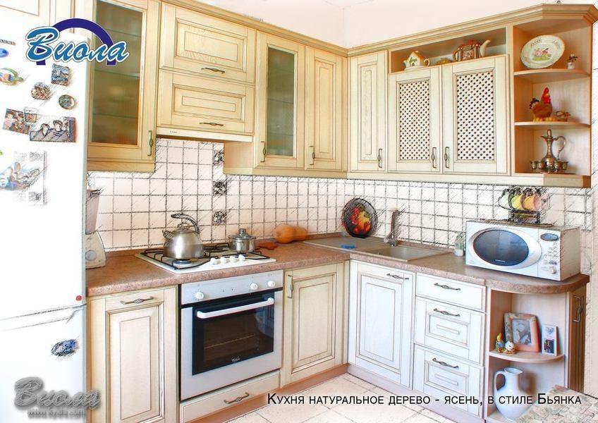 кухни угловые в харькове цены фото