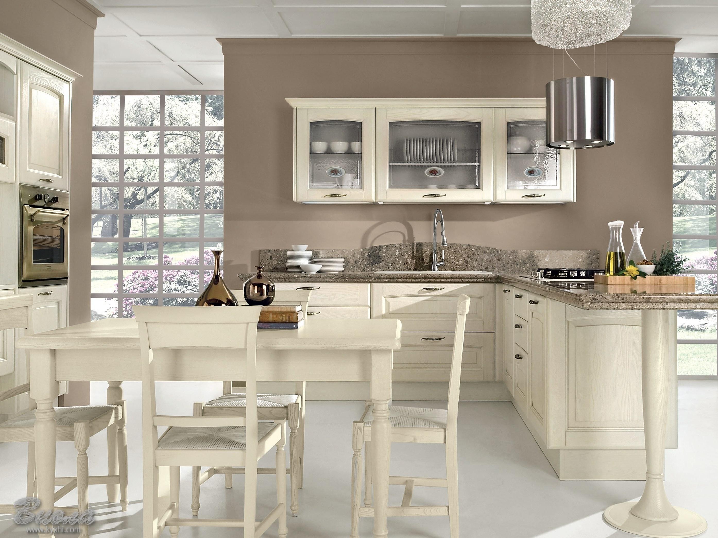 - Cucine classiche avorio ...