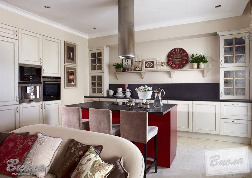 ремонт кухни в стиле прованс фото описание цены