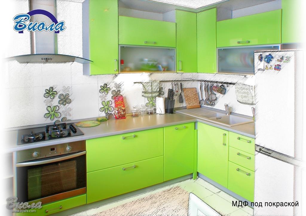 купить маленькую кухню фото цена описание дизайна