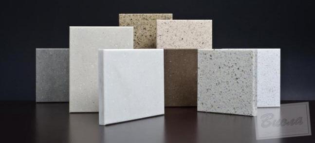 Правила ухода и применение Акрилового камня или Solid Surface