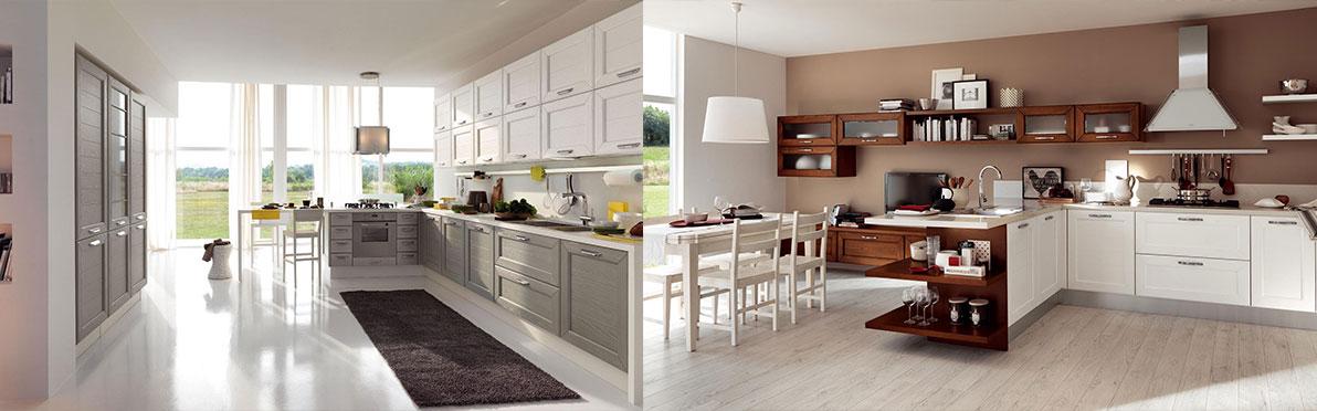 Современный классический стиль кухни