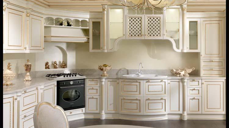 Элитные кухни в классическом стиле